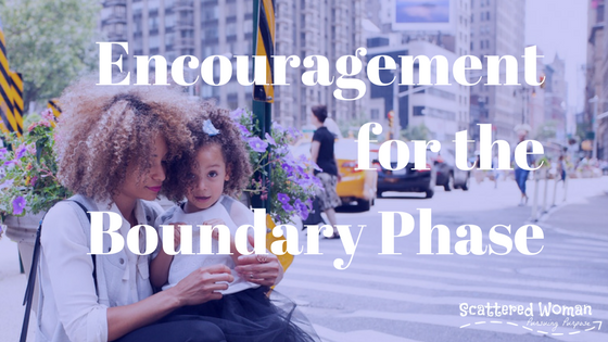 Encouragement for the Boundary Phase