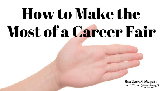 Are you not sure how to make the most of a Career Fair? I've got your play-by-play game plan right here. You've got this!