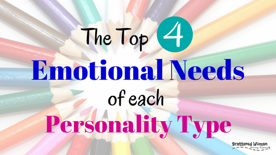 Struggling to get along with someone? Make a positive step in the right direction by using The Personalities & Emotional Needs to improve relationships!