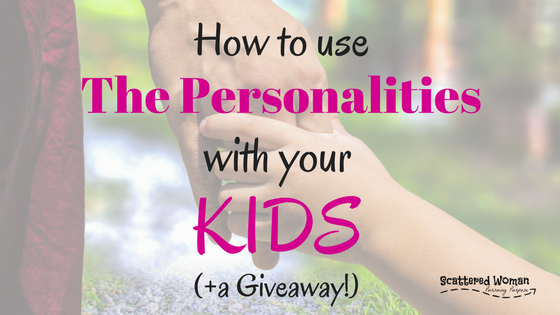 Are you struggling to connect with your kids? Here's how to use The Personalities with kids and start improving your parent-child relationships TODAY!