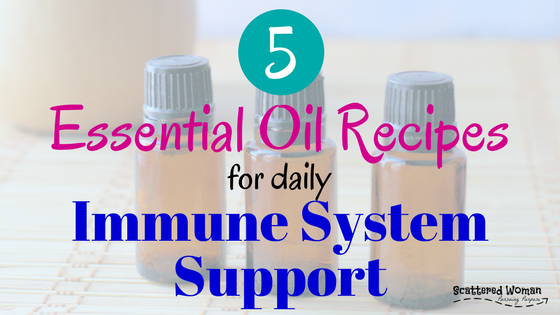 Top 5 Recipes for Daily Immune System Support
