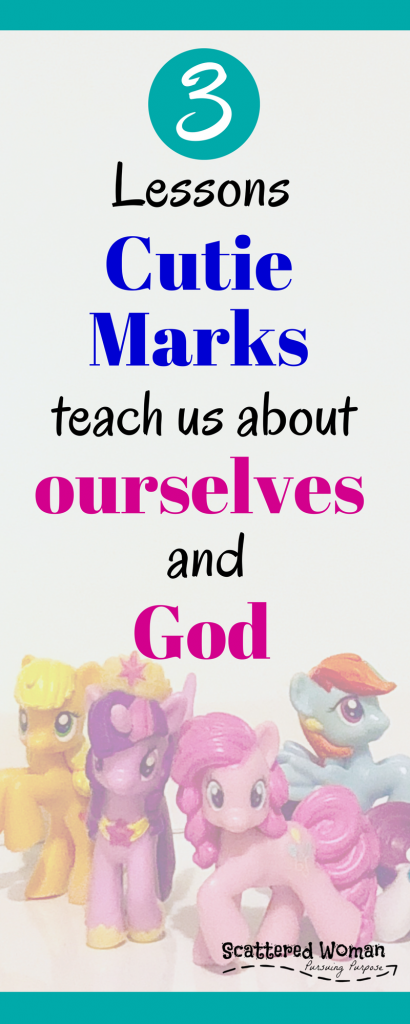 Have you ever discovered hidden spiritual parallels in your child's favorite cartoons? If you're looking for a great way to help your kids find God in everyday life, be sure to check out these 3 Spiritual Lessons from My Little Pony!