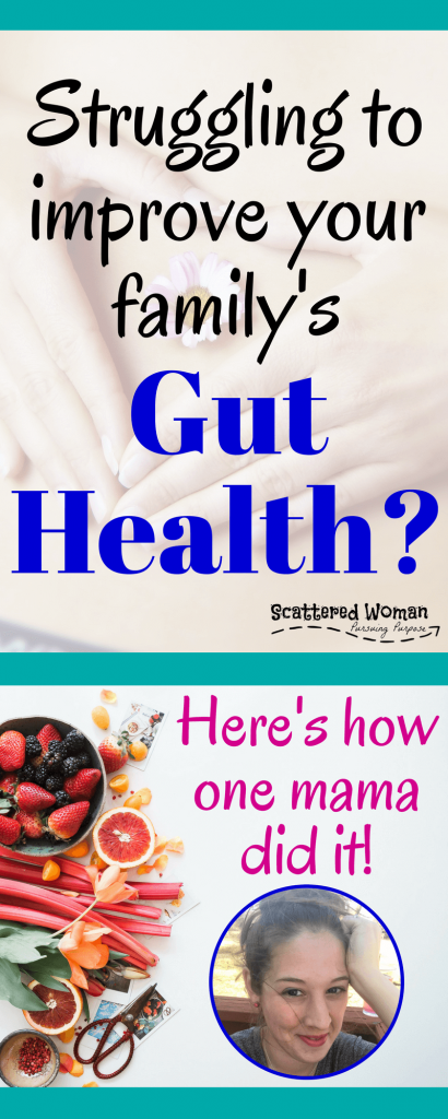 Following a gut-healing diet is ESSENTIAL for healing all those random health issues our families face, but it can be difficult to get started. One mama is sharing ALL her tips & tricks for improving your family's gut health!