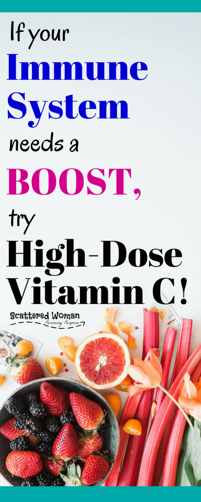 Maybe your immune system is shot. Maybe it's cold & flu season - and EVERYONE you know is sick as a dog. In addition to a strong Home Health Arsenal, you need ONE more thing: a high-dose vitamin C immune boost!