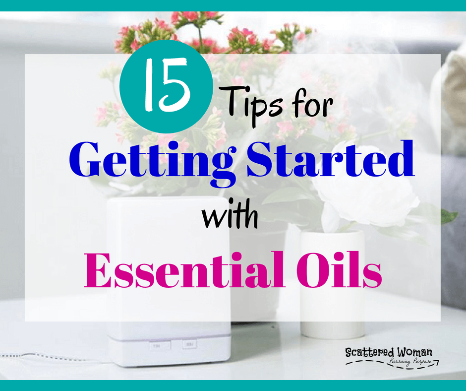 Are you interested in essential oils, but aren't sure where to start? Here are two long-time oilers' top tips for getting started with essential oils – including everything we wish someone had told US!