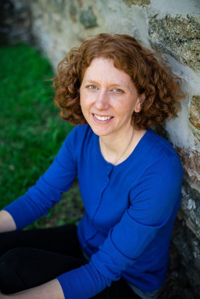 Rachel Schmoyer of Read the Hard Parts