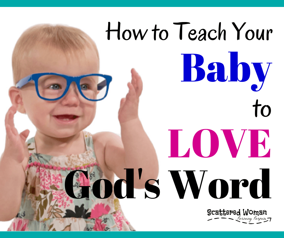 Think your little one is too young to memorize Scripture? She's not! Learn how to sing, move, and memorize God's Word right into her heart!